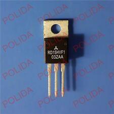 5PCS RF/VHF/UHF Transistor MITSUBISHI RD15HVF1 RD15HVF1-101 100% Genuine and New