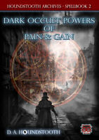 DARK OCCULT POWERS OF PAIN & GAIN Demon Black Magick Grimoire Magic Witchcraft