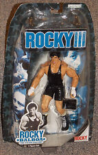 2006 Rocky 3 Rocky Balboa Figure New In The Package