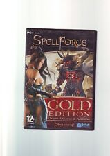 SPELLFORCE GOLD EDITION - ORDER OF DAWN & BREATH OF WINTER PC GAME - FAST POST