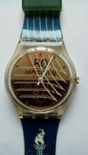 swatch Olympic Sebastian Coe - vintage