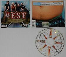 Mest  Destination Unknown  U.S. promo cd Gold DJ Stamp
