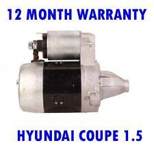 HYUNDAI COUPE 1.5 1990 1991 1992 1993 1994 1995 1996 STARTER MOTOR