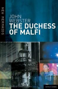 The Duchess of Malfi (New Mermaids)-John Webster,Brian Gibbons