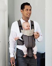 Baby Bjorn Baby Active Organic Baby Carrier in Walnut Khaki, On Sale, BRAND NEW