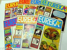 EUREKA 1977 serie 1 / 8