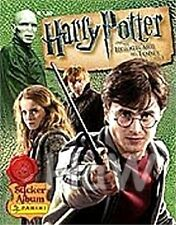Panini-Harry Potter and the Deathly Hallows 50 Different Stickers