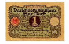 GERMANY Allemagne Billet 1 MARK 1920 P58 BON ETAT
