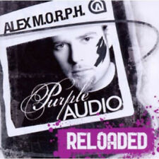 Alex M.O.R.P.H. : Purple Audio Reloaded CD (2010) ***NEW*** Fast and FREE P & P