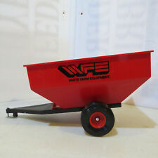 White Grain Cart 1/16 Scale WH005-E