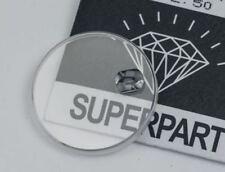 Sapphire Watch Cristallo Per Rolex PARABOLICA 21,3 mm 25.206 P VETRO sostituzione di parti