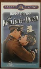 THE WHITE CLIFFS OF DOVER IRENE DUNNE VAN JOHNSON BRAND NEW PAL VHS VIDEO