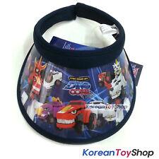 Dino Core Visor Hat Sun Cap Kids Tyranno Saber Stego Designed by Korea