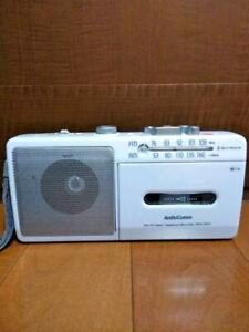 RADIO CASSETTE RECORDER OHM RCS-331Z BOOMBOX FROM JAPAN*EX CONDITION