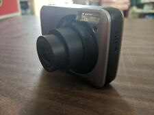 Canon PowerShot A490 10.0MP Digital Camera - Silver with case