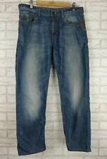 Marvi Jeans Co. Men's jeans Marcus Sz 34 Blue Indigo