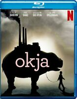 Okja Blu-ray disc + Case, Artwork / Region ABC/ English French /Spanish subtitle
