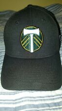 MLS Portland Timbers New Era 39Thirty Hat Cap Sz L/XL NWOT