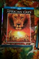 DISNEY NATURE AFRICAN CATS - BLUE-RAY DISC ONLY