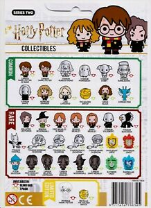 OOSHIES Common , Rare & Limited Edition Harry Potter Collectibles Series 2