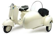 NEWRAY 49273 48993 VESPA 150 VLIT model bike / bike & sidecar cream 1:6th scale