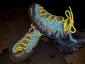 Salewa Wildfire Edge Approach Hiking Shoe - Non GTX Men's 8.5