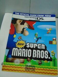 Super Mario Bros.  Nintendo DS Prima Strategy Guide Book