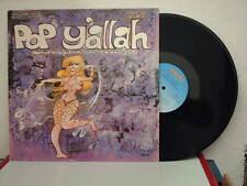 DISQUE 33T/30cm : HURSID YENIGÜN - POP Y'ALLAH - YANKI 700 TURQUIE - ILBAN ERTEM