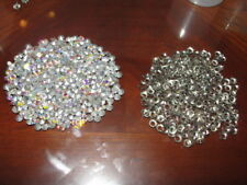 "BATON TWIRLING ""RHINESTONE"" PIECES FROM 1980'S (I TOOK THEM OFF MY OLD UNIFORMS)"