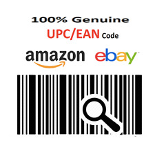 2000 UPC EAN Numbers GS1 Barcodes Bar Codes Code Amazon eBay