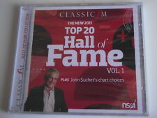 Classic FM CD No. 199a. The New 2011 Top 20 Hall of Fame Vol.1. New/Sealed (L19)