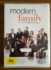 Modern Family The Complete Fifth Season DVD Set - 3 Discs