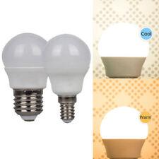 5W E14 E27 LED Ampoule LED Lampe Non-dimmable Globe ES SES  Balle de golf CE