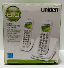 UNIDEN DECT 1363 6.0 Cordless Phone with Caller ID/Call Waiting New
