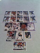 *****Christian Ruuttu*****  Lot of 100+ cards.....35 DIFFERENT / Hockey