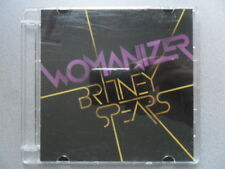 Britney Spears/Womanizer Japan 2008 Promo 1 Tr./MCD