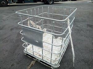 Steel Stillages Pallet Cage Basket