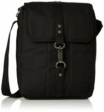 Timberland Herren Tasche A1M6T Walnut Hill - Small ITEMS Bag Canvas Black