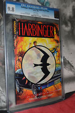 Harbinger: Children of the Eighth Day TP #nn CGC 9.8 White Pages 1992 movie