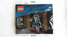 Lego 30132 Voodoo Doll Captain Jack Sparrow Pirates of the Caribbean minifigure