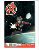 Avengers #34.2 Mar 2015 Marvel Comic.#135047D*6