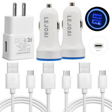 New listing For Google Pixel 5 5a 4a 3 3A 2Xl Cell Phone Charger Car&Wall Plug Type C Cable