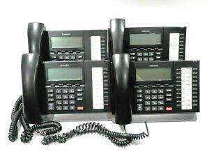 Toshiba Digital Business Telephone DP5022-SDM / DP5032-SD w/Handsets Lot Of 4