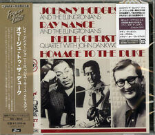 RAY NANCE, JOHNNY HODGES, KEITH CHRISTIE-HOMAGE TO THE DUKE-JAPAN CD Ltd/Ed C65