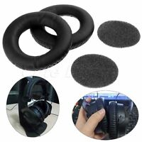 Black Foam Cushion Earpads For Headphones Beyerdynamic DT880 DT860 DT990 DT770