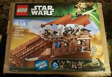 LEGO 75020 Star Wars Jabba's Sail Barge Mint in Sealed Box (MISB)