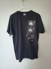 Ministry of Sound Dance House Music Men's Black T-Shirt Size L