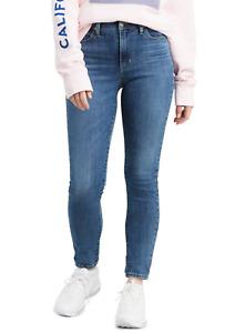 Levis 711 Jeans Mid Rise Skinny - Surplus Stock 27X30, 31X30 18882-0179