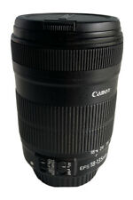 Canon EF-S 18-135mm f/3.5-5.6 IS STM Lens *Used Once*