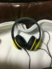 Monster Headphone adidas originals by monster Yellow Over-Ear Headphones